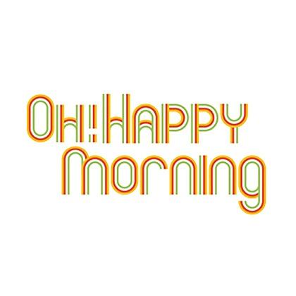 JFNラジオ【OH! HAPPY MORNING】で紹介されました。